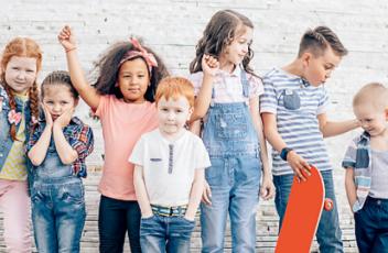 Джинсовая одежда для детей оптом