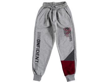 Спортивные штаны 9/12 лет серые 307978