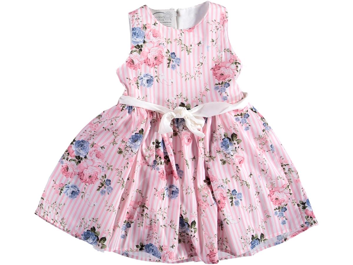 Платье на девочку 5/8 лет розовое 321033